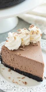 The Best Chocolate Cheesecake Recipe Video