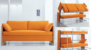Sofa Bed For Kids Bunk Bed Sofa For A Greater Room Design And Function