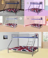 Bedroom Double Bunk Beds Double Bunk Beds Childrens Ebay S L - Ebay bunk beds for kids