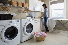 how to level a washer that vibrates and walks