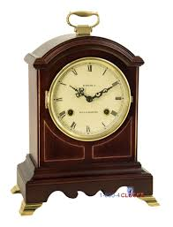 Kieninger Grandfather Clock Hermle Wythe Mantle Clock At 1 800 4clocks Com