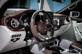 mercedes pickup 2017 this is the mercedes benz x class concept dubai abu dhabi uae