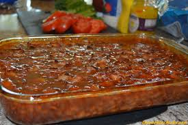 easy bbq baked beans 5 ingredients super simple recipes