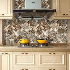 stick on kitchen backsplash backsplash tiles for less overstock