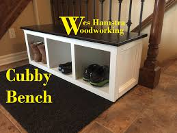 whw cubby bench ep4 youtube
