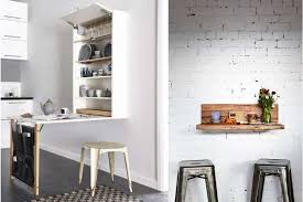 tips interior ideas for the very small city apartment kitchen