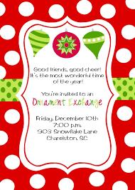 christmas party invitation ideas thebridgesummit co