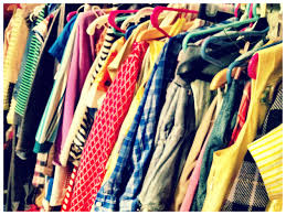 Clothes Closet Colors In My Closet Make Me Happy Jessica Latshaw