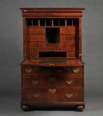 William And Mary Chair Americana Auction Grosses 1 5 Million Rare Escritoire Acquired