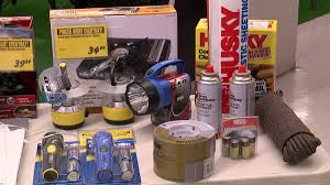 what to put in your hurricane kit emergency supply checklist khon2