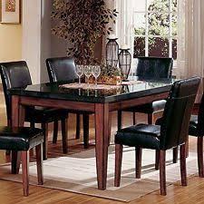 granite top dining table granite dining table ebay