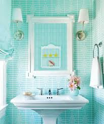 if you want to decorate your bathroom using light color you can