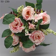 Flower Decorations For Home by Online Get Cheap Flower Door Ring Aliexpress Com Alibaba Group