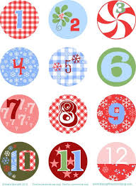christmas advent calendar https i pinimg 736x 18 54 74 185474f1a951f43