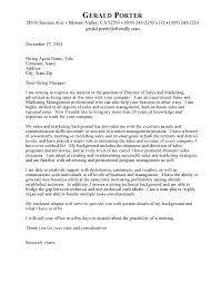 sales resume cover letters sales resume cover letter examples