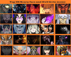 Meme Scary Face - top 25 scary face and evil grins meme by artdog22 on deviantart