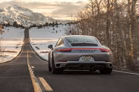 porsche 911 2017 vanquishing mountains in the new 2017 porsche 911 carrera 4 gts