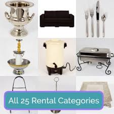 party rentals va party party rentals in richmond serving central virginia