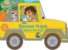 buy rescue truck saves nick jr diego parker