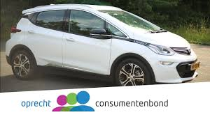 opel ampera opel ampera e autoreview consumentenbond youtube
