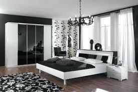 chambre noir et blanc design chambre noir et blanche a coucher moderne noir et blanc chambre