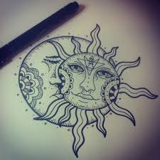 best 25 sun rays tattoo ideas on pinterest sun henna tattoo