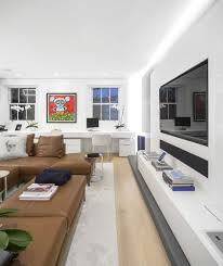 Modern Apartment Art Modern Haven For Art Collectors Central London Penthouse By