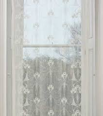 Lace For Curtains 34 Best Nottingham Lace Panels From Scotland Images On Pinterest