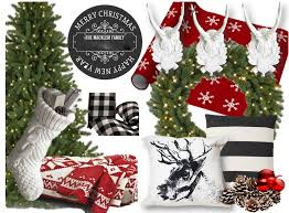 the yellow cape cod november 2014 here is a look at my 2014 christmas decor inspiration board these are some of the items i m using to create a