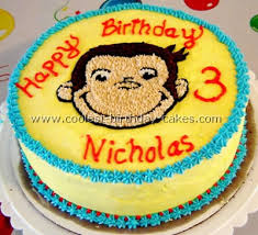 curious george birthday cake coolest curious george cakes curious george curious george cakes