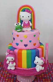 best 25 hello kitty birthday cake ideas on pinterest hello