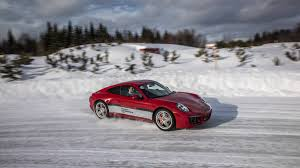 porsche winter sports cars daily driven even in the winter and snow