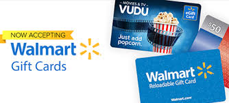 reloadable gift cards walmart gift cards now accepted on vudu vudu