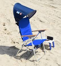 Amazon Beach Chair Amazon Com Rio Beach Mycanopy Sun Shade Sports U0026 Outdoors