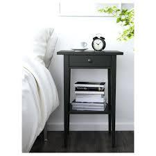 tall black bedside table black bedroom side table tall black wood bed side tables with drawer