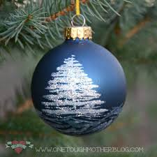 great idea turn plain baubles into designer one creations