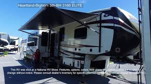 heartland bighorn 5th bh 3160 elite youtube