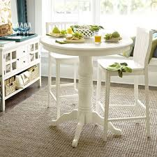 build your own table build your own ronan antique white bar table collection pier 1 imports