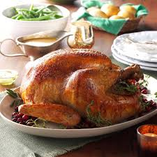 roast turkey recipe taste of home roasted turkey with vegetable gravy recipe recipe for managing