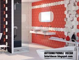 Modern Bathroom Wall Tile Designs Photo Of Well Modern Bathroom - Bathroom wall tiles design