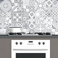 stickers cuisine carrelage autocollant carrelage cuisine 60 stickers adhsifs carrelages sticker