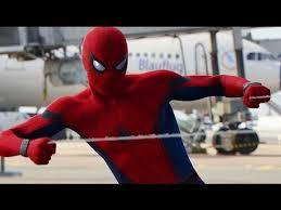 17 Best Images About Spider - spider man fight swinging scenes captain america civil war best
