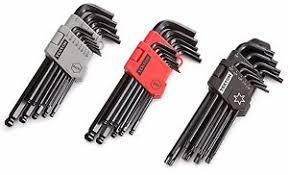 alum key set allen key set ebay