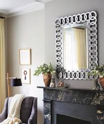Mirror Designs For Living Room - 16 apartment decorating ideas real simple