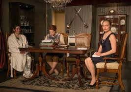 the dining room by a r gurney the dining room theatre reviews
