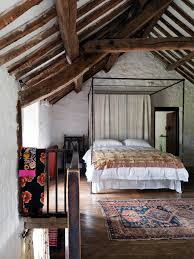 30 rustic bedroom designs to give your home country look rustic