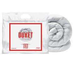 4 Tog Double Duvet Buy Simple Value 4 5 Tog Duvet Single At Argos Co Uk Your