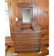 online furniture auctions vintage furniture auction antique antique victorian eastlake style dresser with mirror