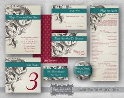 print at home wedding programs 43 best wedding invitations images on printable