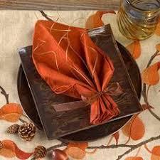 thanksgiving turkey napkin fold tutorial discover a world market